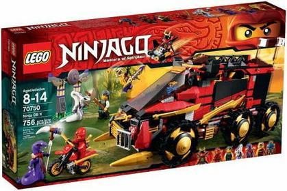LEGO Ninjago - Ninja DB X - 70750
