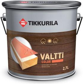Tikkurila Matowy Impregnat do drewna Valtti Color 0,9L - Matowy impregnat do dre