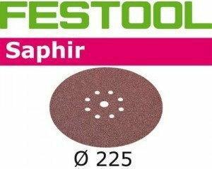 Festool Krążki ścierne STF D225/8 P24 SA/25