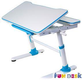 Fun Desk Carezza Blue