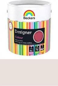 Beckers DESIGNER COLOUR Wodorozcieńczalna farba lateksowa VANILLA CREAM mat 5L
