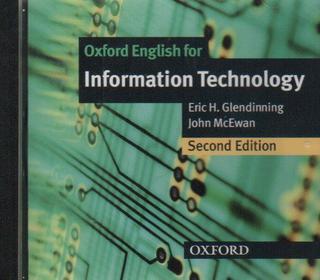 Oxford English for Inform.Tech. CD
