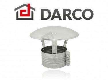 Darco Daszek wywietrznikowy (wywietrzak) 160mm (DA160OC) DA160OC