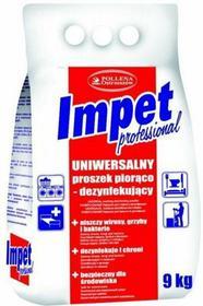 IMPET Professional uniwersalny proszek piorąco-dezynfekujący 9 kg
