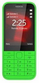 Nokia 225 Dual Sim Zielony
