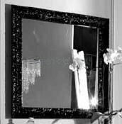 Kerasan Lustro 100 x 100 cm srebrne Retro 736402