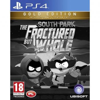 Premiera South Park The Fractured But Whole Gold Edition PS4