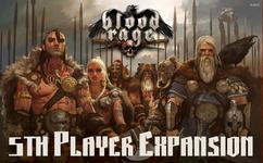 Portal Blood Rage: Rozszerzenie Dla 5 Gracza