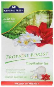General Fresh Electric Wkład od Odświeżacza Tropikalny Las 25 ml