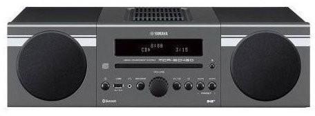 Yamaha MCR-043 BT Ciemnoszary