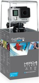 GoPro Kamera HERO4 Silver CHDHY-401
