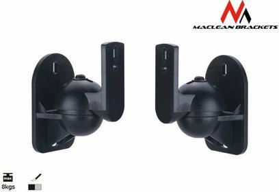 MACLEAN Uchwyt głośnikowy MC-526 2 szt. mc-526b