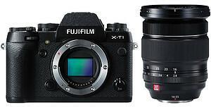 Fuji X-T1 + 16-55 czarny