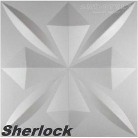 3d Elite Panels 1 m2, Panel 3D SHERLOCK (50 x 50 cm)