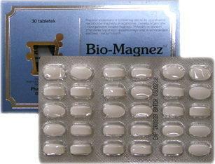 Pharma Nord Bio-Magnez tabl. 0,2 g 30 szt.