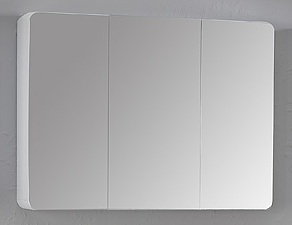 Astor CORDOBA biała, 80x60 Szafka Lustrzana AM-CAL-800-00
