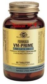Solgar FORMUŁA VM-Prime 50+ 60 szt.