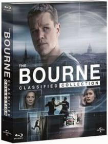 Bourne Clasified Collection Box 5Blu Ray