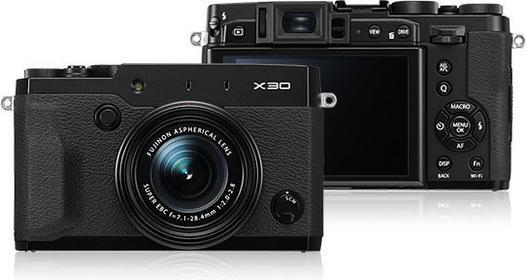 Fuji Finepix X30 3D czarny