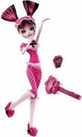 Mattel Monster High Piżama Party DRACULAURA V7976