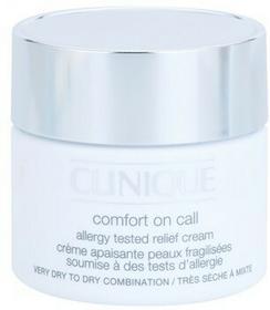 Clinique Comfort on Call krem nawilżający do skóry suchej i bardzo suchej Allerg