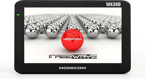 ModeCom FreeWAY MX3 HD AutoMapa Polska