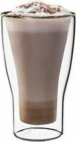 Luigi Bormioli DUOS Thermic Glass - Szklanki Termiczne Latte Macchiato 340 ml
