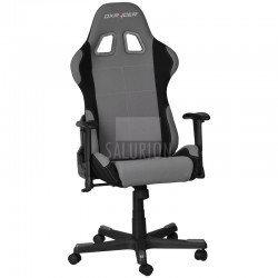 DXRacer OH/FD01/GN Formula Gaming Chair - czarny/szary