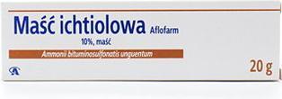 Aflofarm Masc ichtiolowa