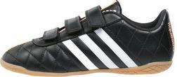 Adidas Performance 11QUESTRA IN Halówki core black/white/flash orange B34125
