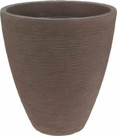 ProGarden Doniczka Plastik żłobiona 42x39cm (Y54191230)