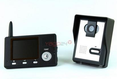 Reer Electronics Domofon video XT-02