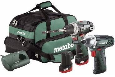 METABO Zestaw akumulatorowy Combo Set 2.3 10,8 V BS + SSD 685055000