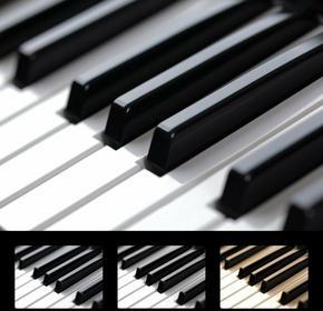 Wally Obraz pianino 138