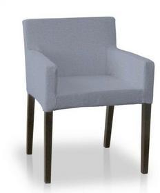 Dekoria Sukienka na krzesło Nils Cardiff jeansowy