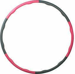 Axer Hula-Hop z gąbką 100cm (różowe) A1081