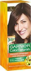 Garnier COLOR NATURALS farba do Włosów Nr 5