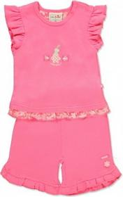 Hupeden Girls Mini Komplet 2-częściowy pink 625290_2