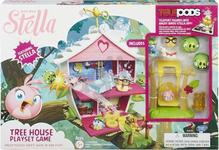 Hasbro Angry Birds dom Stelli i przyjaciół z telepodem A8886