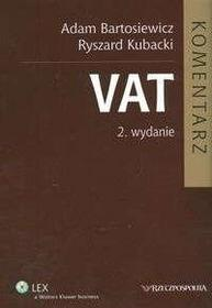 Bartosiewicz Adam, Kubacki Ryszard VAT. Komentarz