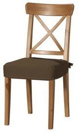 Dekoria Siedzisko na krzesło Ingolf Cotton Panama Mocca (brąz)
