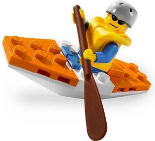 LEGO Kajak straży przybrzeżnej 5621