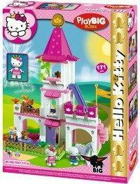BIG Hello Kitty Wieża Księżniczki 57046