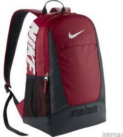 Nike Plecak Szkolny Treningowy TEAM MAX AIR BA4893-601