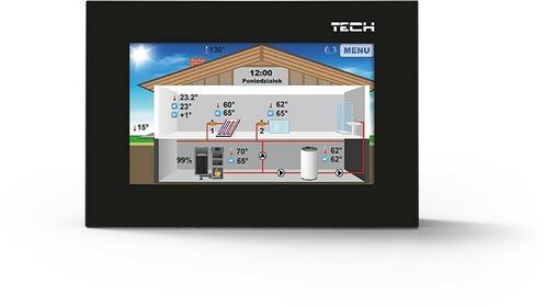 Tech Regulator pokojowy ST-281 z komunikacją RS ST-281