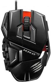MadCatz M.M.O. TE Glossy Black