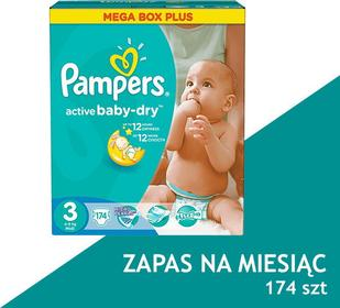 Pampers New Baby-Dry 2 Mini 228 szt.