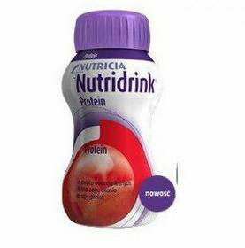 N.V.Nutricia Nutridrink Protein owoce leśne 125 ml (dawniej Compact)