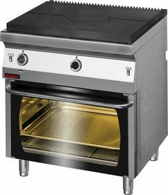 Kromet Kuchnia gazowa z piekarnikiem gazowym, płyta grzewcza 800 mm | , 700.KG/I-