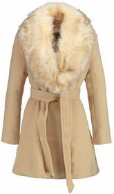 Lipsy Płaszcz wełniany /Płaszcz klasyczny neutral OU01136
